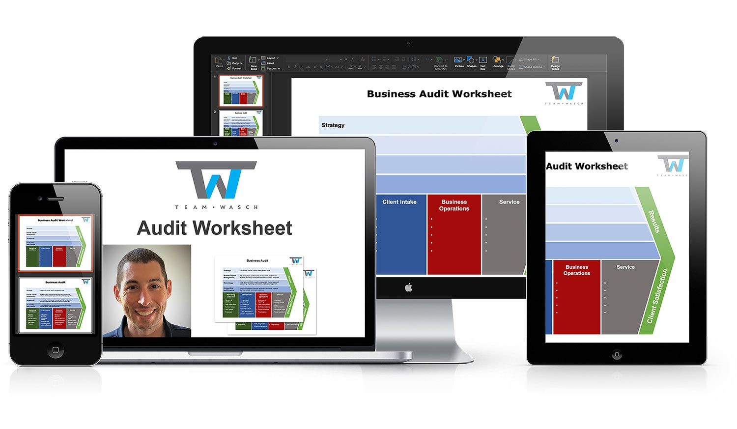 Business Audit Worksheet