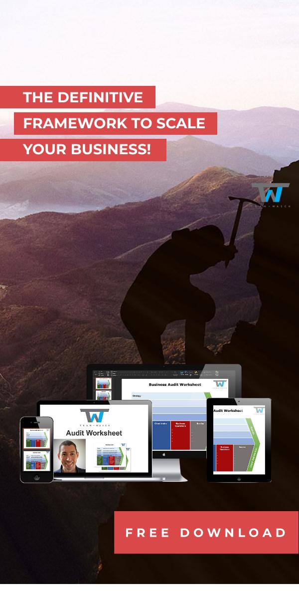 Business Audit Worksheet Sidebar